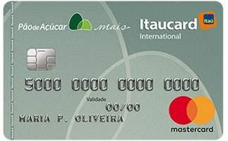 Cartão de Crédito Cartão Pão de Açúcar Mais Internacional