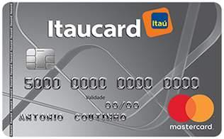 Cartão de Crédito Itaucard Básico Nacional Mastercard