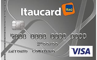 Cartão de Crédito Itaucard Básico Nacional Visa