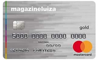 Cartão de Crédito Luiza Preferencial Gold