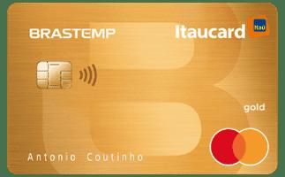 Cartão de Crédito Brastemp Itaucard Gold Mastercard