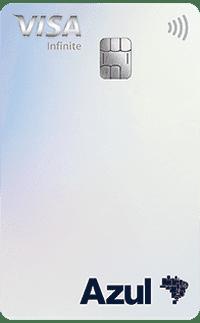 Cartão de Crédito Azul Itaucard Visa Infinite