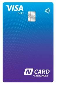 Cartão de Crédito N Card Itaucard Gold Visa