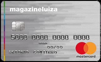 Cartão de Crédito Luiza Mastercard