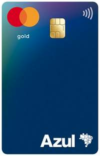 Cartão de Crédito Azul Itaucard Gold MasterCard