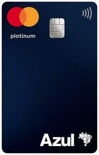 Cartão de Crédito Azul Itaucard Platinum MasterCard