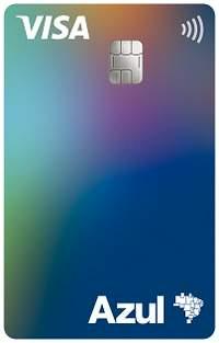 Cartão de Crédito Azul Itaucard Internacional Visa