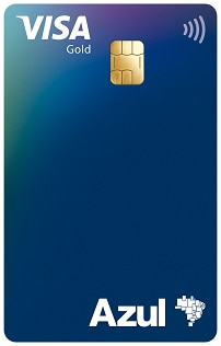 Cartão de Crédito Azul Itaucard Gold Visa