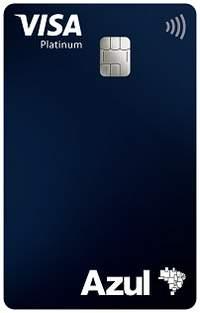 Cartão de Crédito Azul Itaucard Platinum Visa