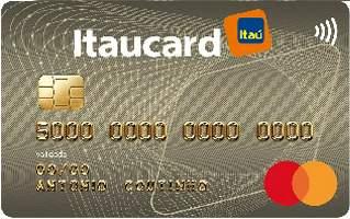Cartão de Crédito Itaucard Internacional MasterCard