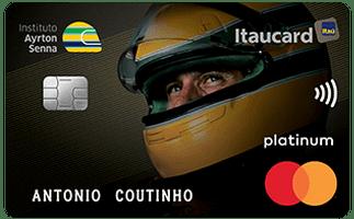 Cartão de Crédito IAS Itaucard Platinum Mastercard