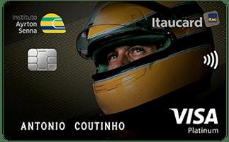 Cartão de Crédito IAS Itaucard Platinum Visa