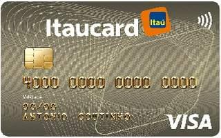 Cartão de Crédito Itaucard Internacional Visa