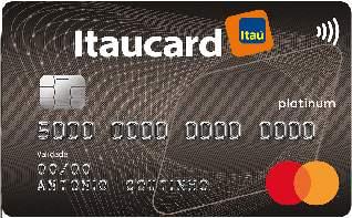 Cartão de Crédito Itaucard Platinum MasterCard