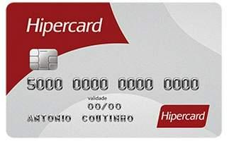 Cartão de Crédito Hipercard Nacional