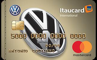 Cartão de Crédito Volkswagen Itaucard International MasterCard