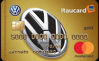 Cartão de Crédito Volkswagen Itaucard Gold MasterCard