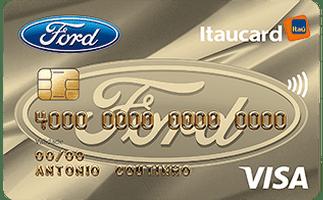 Cartão de Crédito Ford Itaucard International Visa