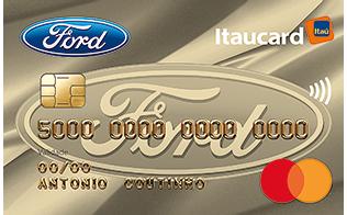 Cartão de Crédito Ford Itaucard International Mastercard