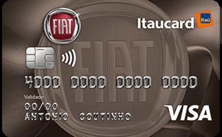 Cartão de Crédito FIAT Itaucard International Visa