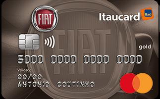 Cartão de Crédito FIAT Itaucard Gold MasterCard