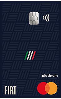 Cartão de Crédito FIAT Itaucard Platinum MasterCard