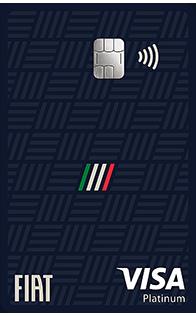 Cartão de Crédito FIAT Itaucard Platinum Visa
